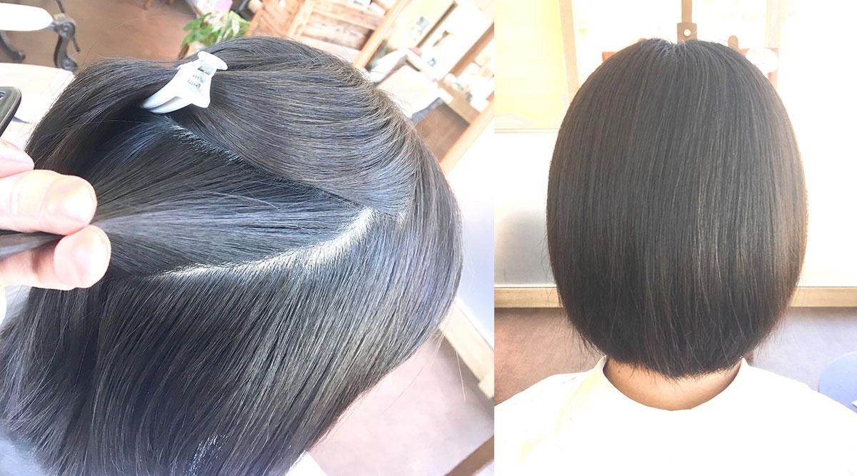倉敷市の美容院 | イングスヘアー チューニングカットイメージ
