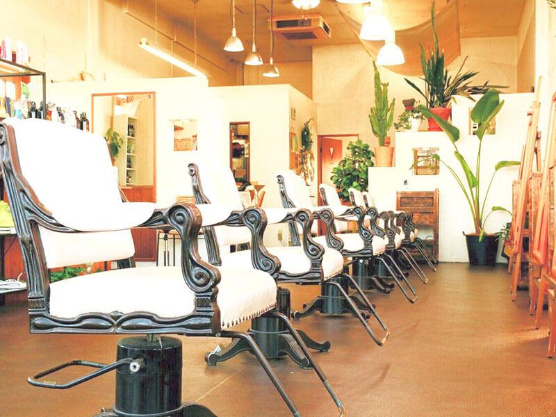 倉敷市の美容院(美容室) | イングスヘアー WEB予約イメージ