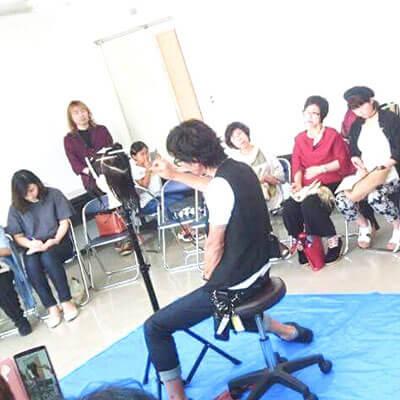 倉敷市の美容院(美容室) | イングスヘアー スタイリスト 浅庫 大介