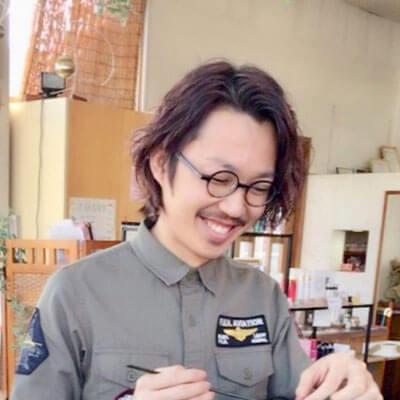 倉敷市の美容院(美容室) | イングスヘアー スタイリスト 平林 久明