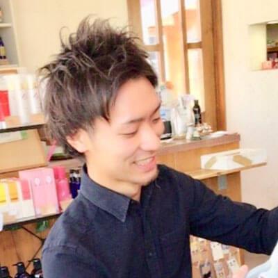 倉敷市の美容院(美容室) | イングスヘアー スタイリスト 生水 貴行